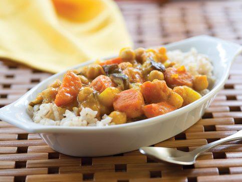 rice dish in bowl
